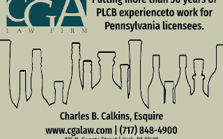 Licensed Beverage Industry News: CGA Law Firm joins PLBA as Associate Member