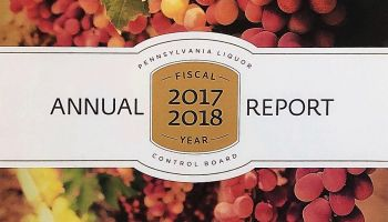 PLCB Annual Report Provides State Consumption Insights